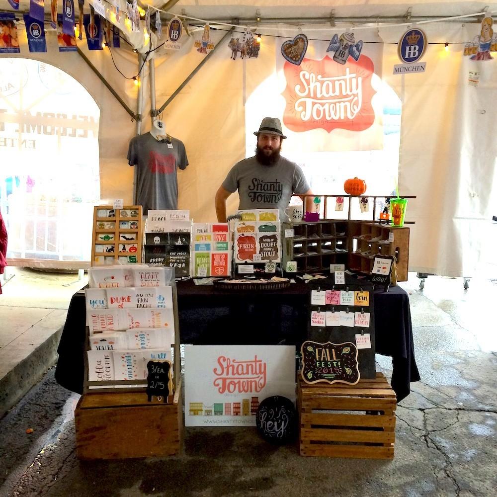 Backyard Ale House Fall Fest 2015