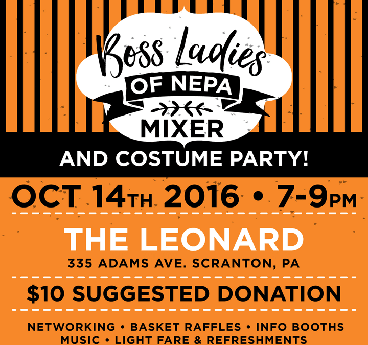 October Mixer Announced