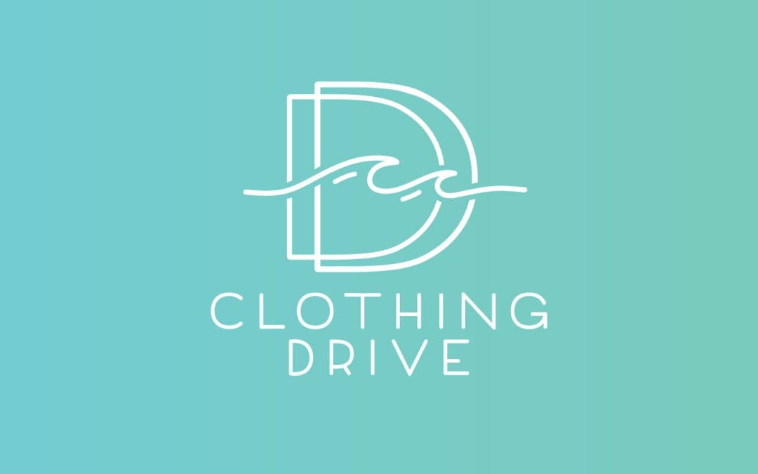 Project Reveal: Double D Clothing Drive!