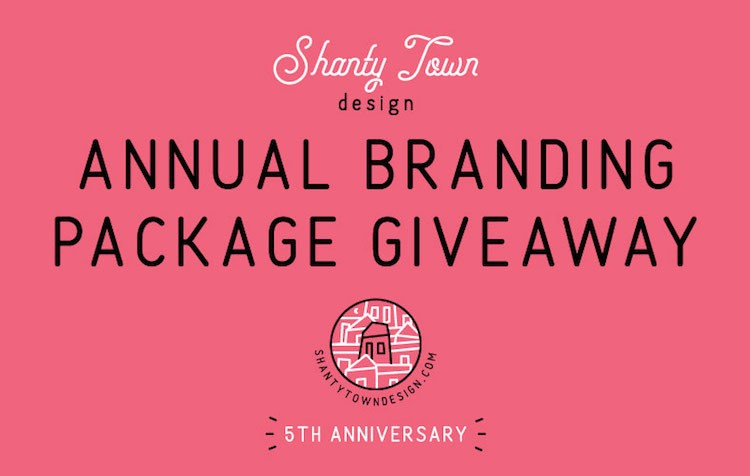5th Anniversary Branding Giveaway!