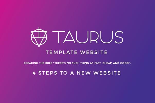 Introducing Taurus!