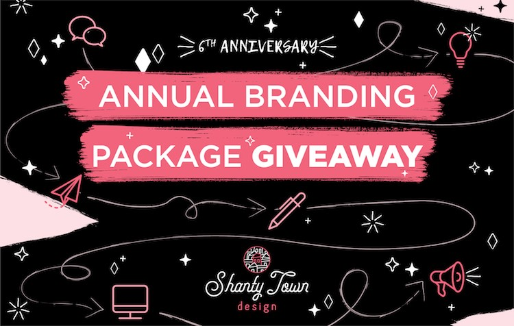 6th Anniversary Branding Giveaway!