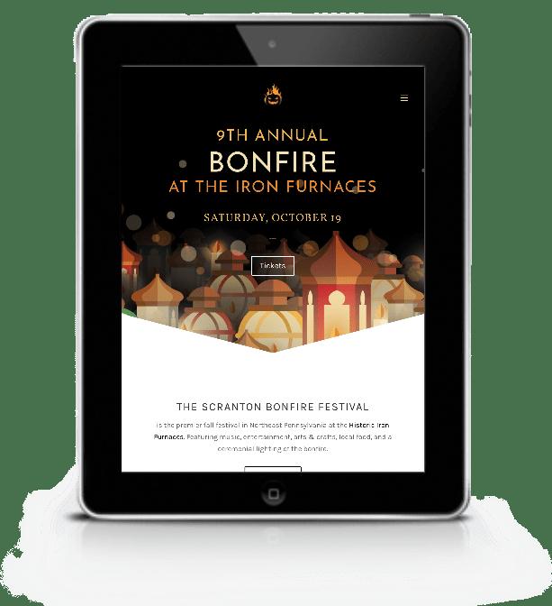 bonfire-mock