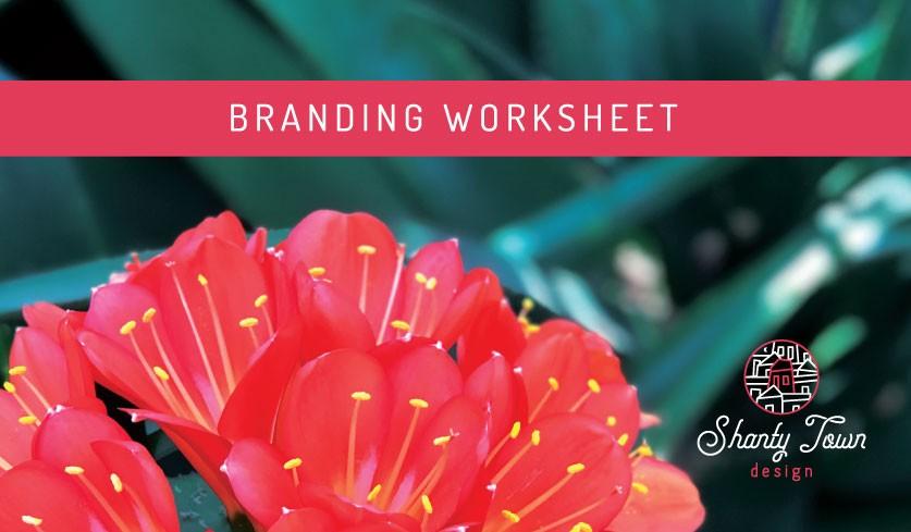 Branding Worksheet [download]