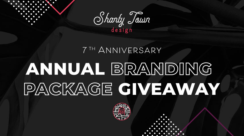 7th Anniversary Branding Giveaway!